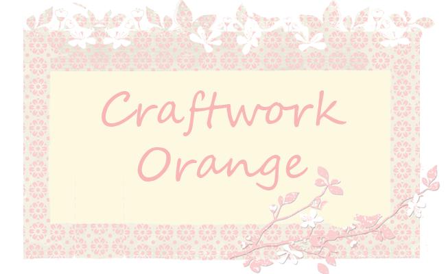 Craftwork Orange