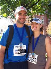 2007 Columbus Marathon (4:36:57)