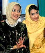 Yasmin Shahnaz Hasam & Marissa Haque Fawzi, Dua Hati Perempuan untuk Lampung Selatan
