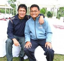 HMI Mendukung Zainudin Hasan & Ikang Fawzi