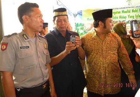 Zainudin Hasan dan Ikang Fawzi for Lampung Selatan