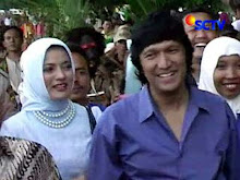 Dukungan Marissa Haque  Istri Ikang Fawzi untuk Kabipaten Lampung Selatan 2010-2015