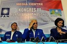 Serangkai PAN di DPP untuk Lampung Selatan