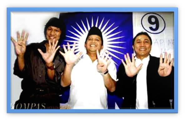 Tiga Serangkai DPP PAN