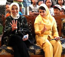 Yasmin SHahnaz dan Marissa Haque