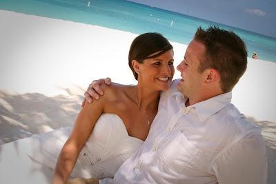 Traditional Cayman Beach Wedding Good Choice for Topeka, KS Couple - image 9