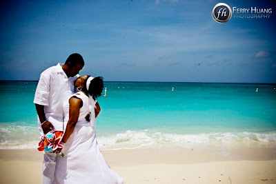 Cord of Three Strands for this Grand Cayman Beach Wedding - image 3
