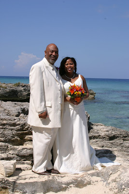 Grand Cayman - My Secret Cove was the right spot for this wedding last week - image 9