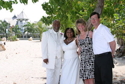 Grand Cayman - My Secret Cove was the right spot for this wedding last week - image 5