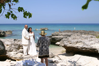 Grand Cayman - My Secret Cove was the right spot for this wedding last week - image 2