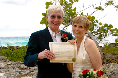 The Owl and the Pussycat Went to See a Beautiful Cayman Islands Wedding - image 5
