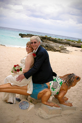 The Owl and the Pussycat Went to See a Beautiful Cayman Islands Wedding - image 7