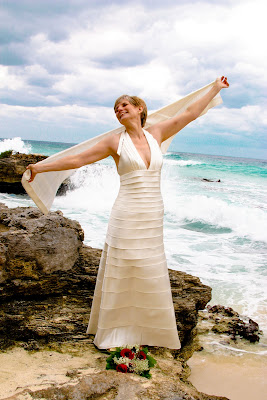 The Owl and the Pussycat Went to See a Beautiful Cayman Islands Wedding - image 2