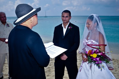 International Flavour to this Cayman Islands beach wedding - image 3