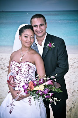 International Flavour to this Cayman Islands beach wedding - image 8
