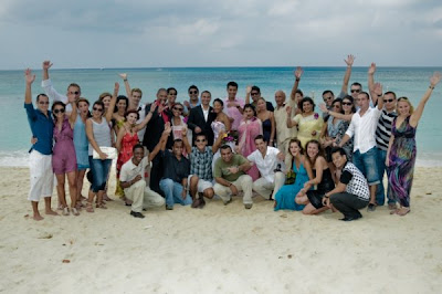 International Flavour to this Cayman Islands beach wedding - image 7