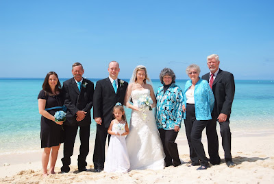 Cruise Wedding with Family at Alfresco's - image 6