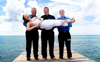 Wedding Fun at Blue Water Beach, Grand Cayman - image 9