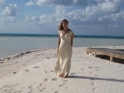 Deserted Beach Wedding for Alabama Couple - image 1
