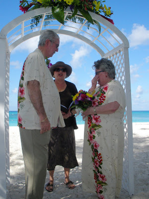 New Year's 50th Anniversary Vow Renewal - Grand Cayman - image 1