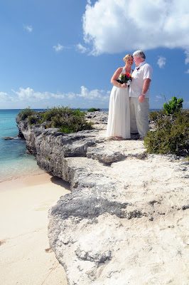 Grand Cayman Cruise Wedding for NC Couple - image 5