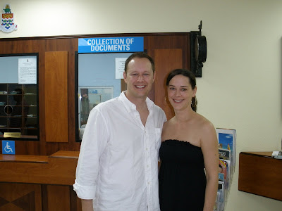 Cayman Cruise Elopement - What the Doctor ordered! - image 1