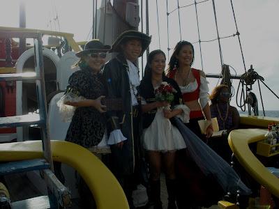 Grand Cayman Pirate Wedding! - image 3