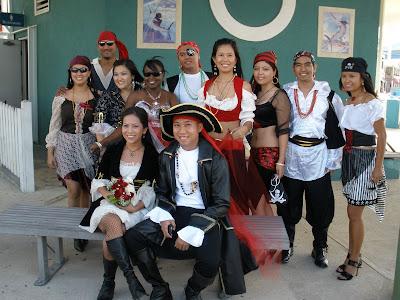 Grand Cayman Pirate Wedding! - image 2