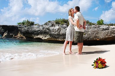 It's freezing in Rochester, NY ..Great for a Grand Cayman Cruise Wedding - image 8
