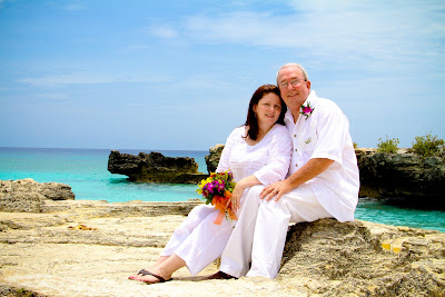 Floridians Enjoy their MSC Cruise Wedding in Cayman - image 6