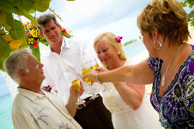 Jewish Influence in Grand Cayman Beach Wedding - image 8