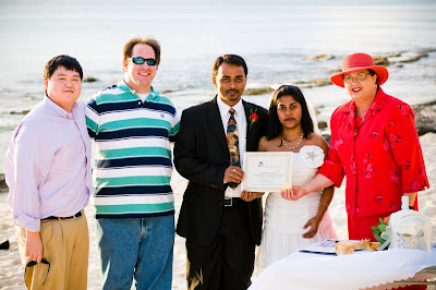 Seven Mile Beach Wedding Blessing for St Matthew's Faculty - image 6