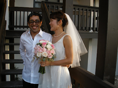 Private Beach Wedding for Japanese Bride - image 4