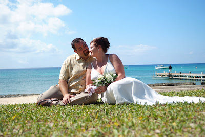 Seven Mile Beach Cruise Wedding for Port Richey Couple - image 7