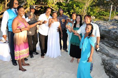 Sunset Wedding at My Secret Cove - Grand Cayman - image 5
