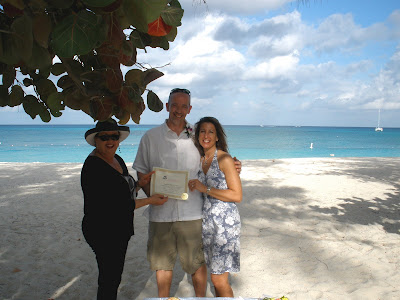 Cayman Vow Renewal for Louisville, KY Couple - image 3