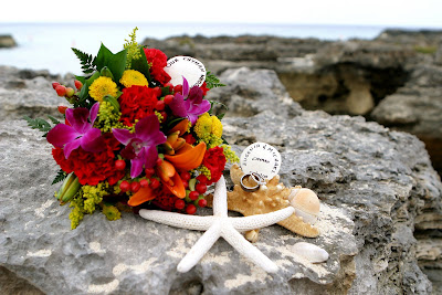 Canadians Choose Grand Cayman for Cruise Beach Wedding - image 2