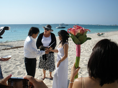 Grand Cayman Marriott Beach Wedding for Residents - image 3