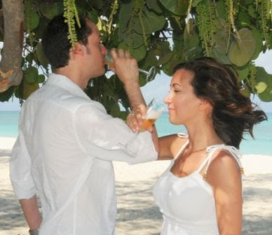 More on Special Wedding Blessing at Governor's Beach, Grand Cayman - image 4