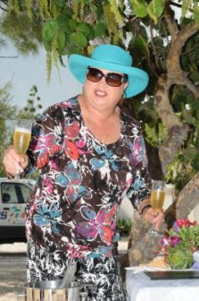 Simply Weddings Bubbly Christened at Grand Cayman Wedding Ceremony - image 4