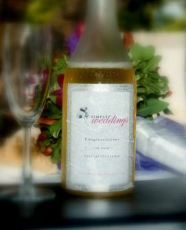 Simply Weddings Bubbly Christened at Grand Cayman Wedding Ceremony - image 3