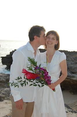Simple Grand Cayman Wedding Ceremony for Brooklyn Attorneys - image 3
