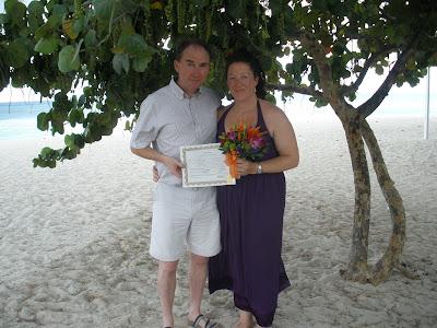 Irish Humanitarians Wed at Governor's Grand Cayman - image 6