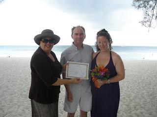 Irish Humanitarians Wed at Governor's Grand Cayman - image 4