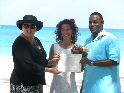 Cayman Wedding-Moon Rocks for Memphis Family - image 7