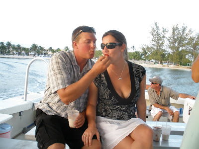 Stingray City Boat Wedding for Paloma Couple in Grand Cayman - image 7