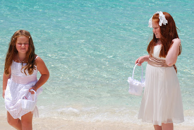 Grand Cayman Beach Wedding Was Fun For Kids Too - image 5
