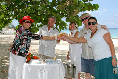 Cayman Islands Beach Wedding was Enchanting for Canadian Cruisers - image 3