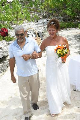 A Simple Wedding, and a well-kept secret, Grand Cayman Beach Wedding - image 1