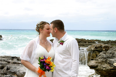 Fantastic Cayman Photography for German Couple's Beach Wedding - image 6